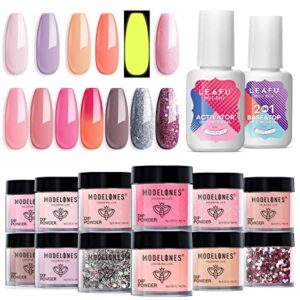 Modelones Dip Powder Nail Kit