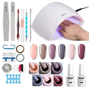 Vishine Gel Nail Polish Starter Kit