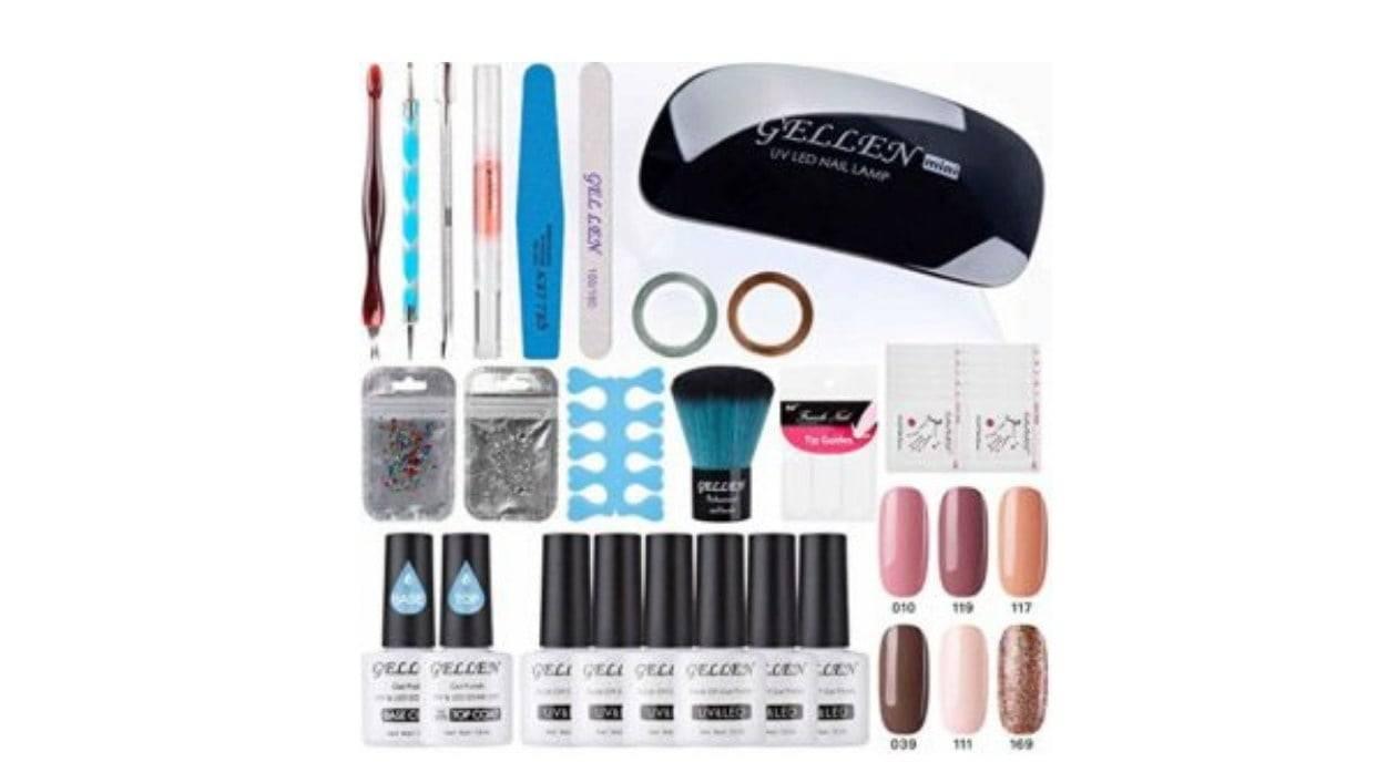 professional acrylic nail kits