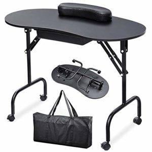 portable nail tables