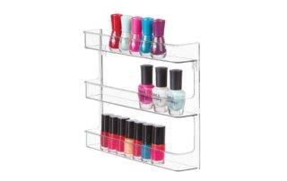 small nail polish rack