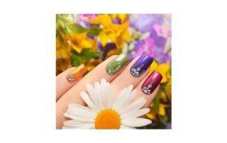 best nail art rhinestones